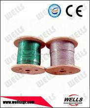 export standard 7x7 galvanized steel wire