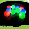 2015 Newest High quality golf ball flashing golf ball luminous golf ball