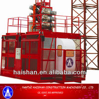 2 ton CE Gost Approved construction lift