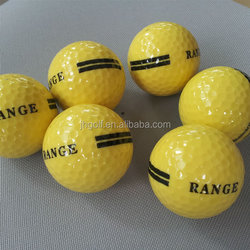 Excellent durability golf driving range ball