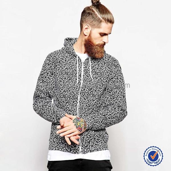 Big and tall clothing men custom printing zip up hoodie for Big and tall custom shirts