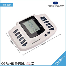 BLS1014 CE Approved Low Frequency electronic personal massager