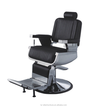 Barber salon equipment. Salon furniture. Professional barber chair. Hair dressing chair