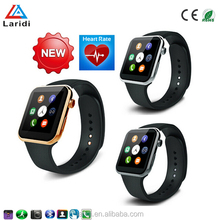 2015 New product android watch phone A9 smart watch support pedometer bluetotooth speaker