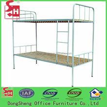 Industrial Metal Bunk Beds,Steel Bed,Beautiful Bed