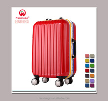 2015 new product ABS+PC trolley luggage