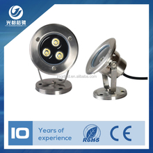 2015 new product LED Fountain Lamp 18W IP68 led underwater light outdoor light