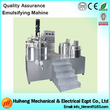 Cosmetic Cream Homogenizing & Emulsifying Mixer Machine