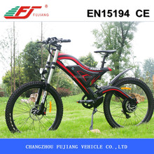israel electric bike 8fun 500w motor with EN15194