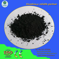 ceramic pigment raw material dark black color powder