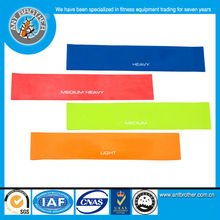 AB3218 Yellow Latex Expander Resistance Band