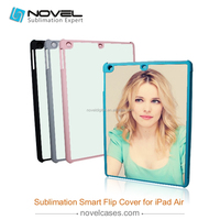 2015 New Product Sublimation Smart Cover for iPad5