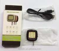 Mgitec AL-FL001 flash led light android led plash light dual camera flash light mobile phone