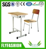 School furniture student single table chair/Used school desk chair