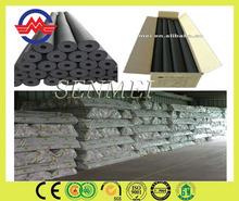 fire prevention thermal insulation rubber foam tube