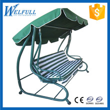 Furniture Outdoor Patio Swing With Canopy, Covered Patio Swings With Roof