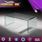 design moderno e preço competitivo mesa de vidro dobrado