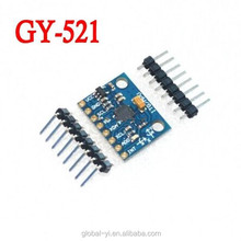 Trade Assurance Gold Supplier MPU-6050 MPU6050 Module 3 Axis analog gyro sensors+ 3 Axis Accelerometer Module GY-521
