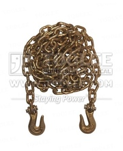 7192-G70 Transport Chain Clevis Assembly with Double Drag Hook