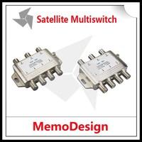 satellite multiswitch FTA Switch 4x1 DiSEqC LNB Satellite Multi Dish LNBF Receiver Multiswitch