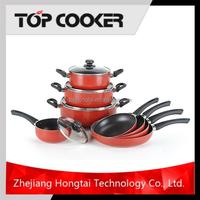 12pcs Prestige Aluminum Nonstick Cookware Set
