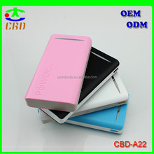 30000mAh Power Bank Charger Universal External Powered Backup Porable Battery Pack Backup Travel Cell Phone Charger