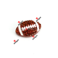 Wholesale Fashion Nation Sports Foot ball League Slide Ball Charms for Gifts (FSC50827)