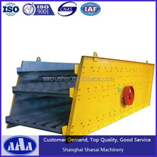 hot sand vibrating screen price