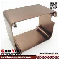 6063-T6 Profile Aluminum For Power Enclosure.