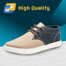 2014 Top Sale Good Quality New Model Canvas Shoes Men