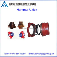 water/mud/oil/gas drilling system used sealing hammer union
