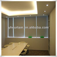 Waterproof Automatic Roller Blinds with 100% Polyester