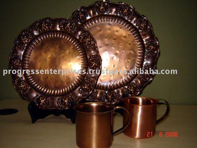 Artisanat en laiton ustensiles de cuisine en cuivre for Ustensiles de cuisine en cuivre