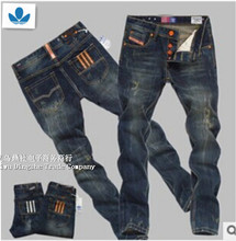 Newly Style Famous Brand Men's Jeans,Denim, Jeans Pants, Blue Straight Jeans