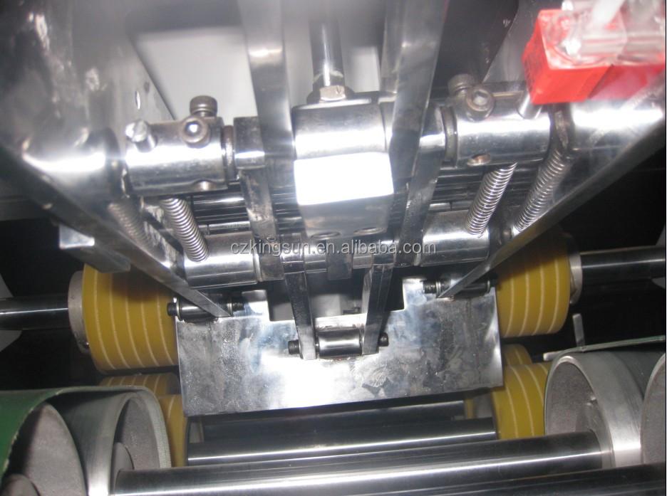 high speed carton box stiching machine