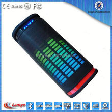 2016 New High Quality Bluetooth Speaker with Led Neon Light Alibaba Gold Member 7 years