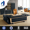 F-65 commercial furniture table high gloss office desk big wooden office table