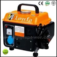 BUCKCASA LONFA 500W 12V dc portable petrol generator 950