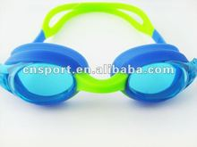 2012 New Custom Conjoined Swimming Goggles CSM-2300 for Match