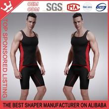 Men's underwear shaping pants bamboo carbon fiber man three minutes of body functions pants K162
