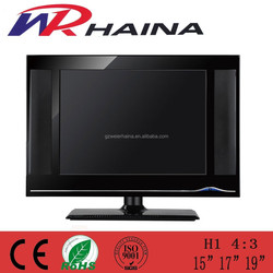 guangzhou 12volt low price lcd tv with one year warranty