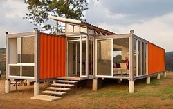 prefabricated container house/hotel/office