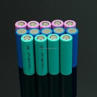 18650 battery holder 3.7v charger 2015 hot selling 2600mah 18650 li ion battery 18650 3.7V 18650battery