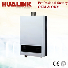 JSQ20-HY10 Tankless Wall Mounted Gas Water Heater With Low Water Pressure