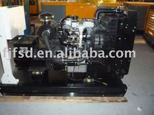 Diesel genset/generator with power from 15-180kw