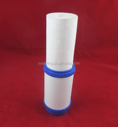 water filter cartridge PP and UDF