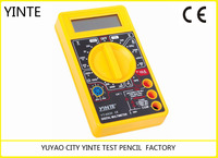 Digital multimeter made in chinawith CE Certification and high quality