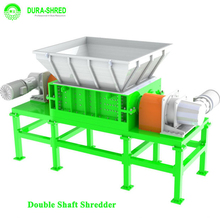 Hot sale and low price waste tire crusher for rubber granules