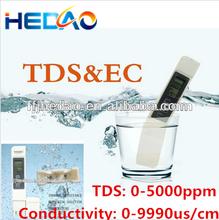 Hot sale low price tds ec digital pen type conductivity meter