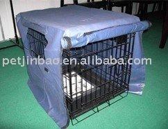 steel pet crate cover